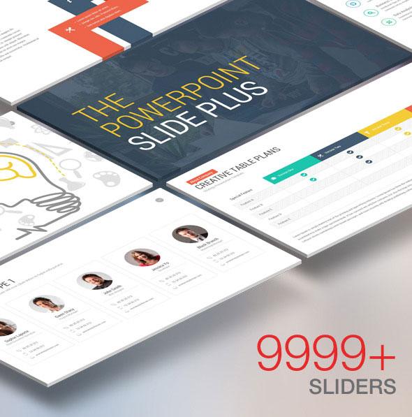 Slide PLUS - Presentation Template