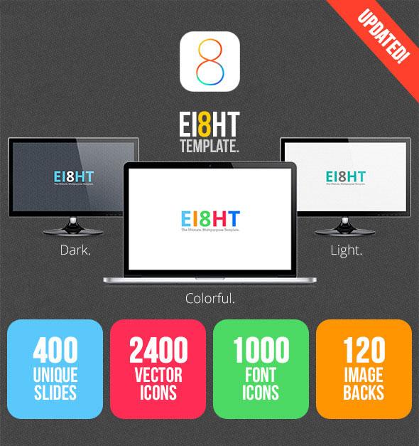 EI8HT - Theme