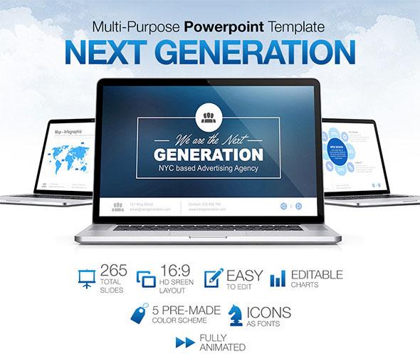 Next Generation - Powerpoint