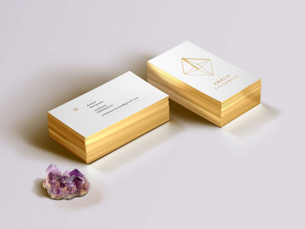 49 best examples of ingenious business cards web graphic design jewelry branding colourmoves