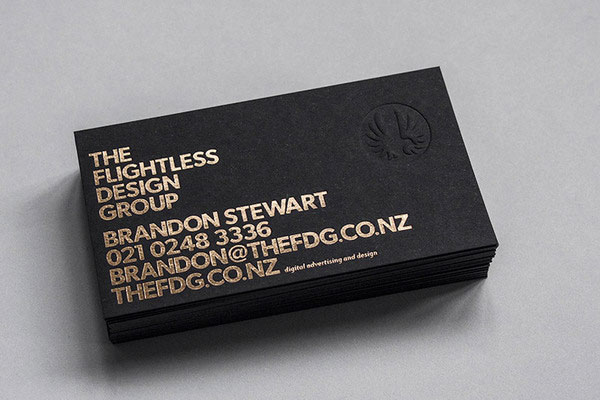 FDG Business Card