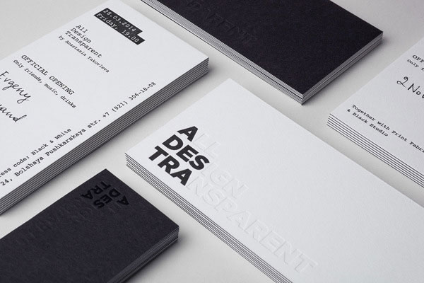 49 best examples of ingenious business cards web graphic design all design transparent reheart Gallery
