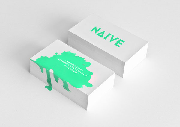 49 best examples of ingenious business cards web graphic design edge painting edge painting business card colourmoves