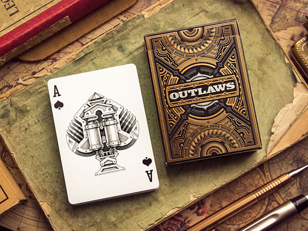 28 awesome playing card deck designs