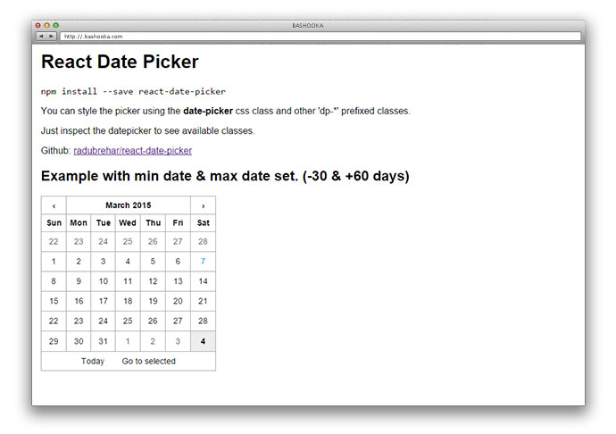 react-date-picker-4