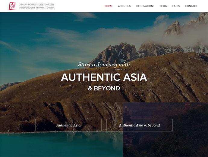 Authentic Asia