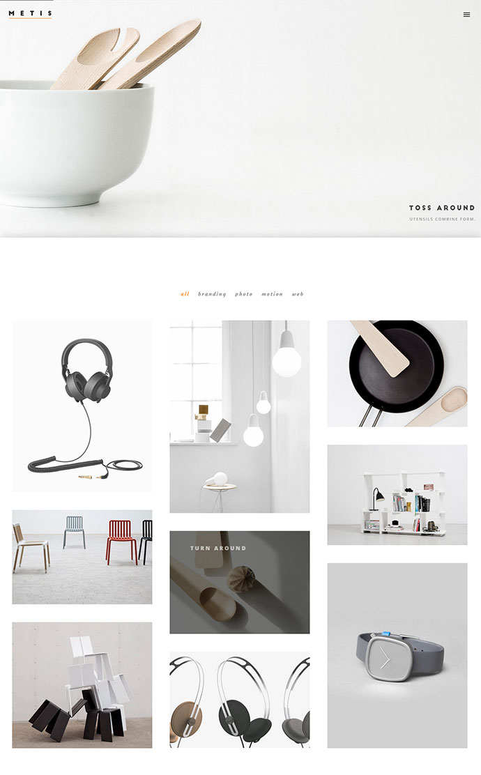 Creative Portfolio / Agency Template