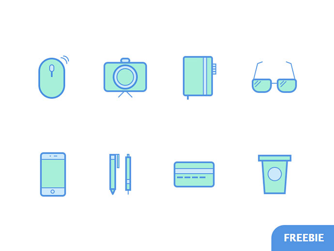 Designer's Essentials Free Icons