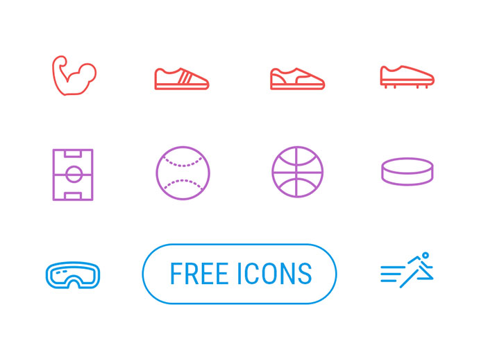 Free Sport Icons