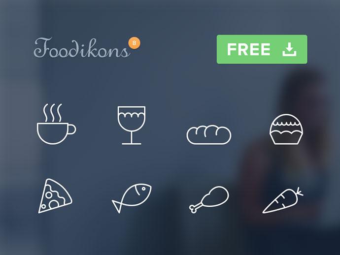 Foodikons