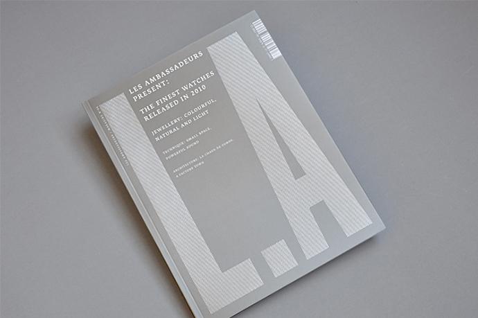 magazine for Les Ambassadeurs
