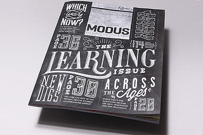 modus cover magazine