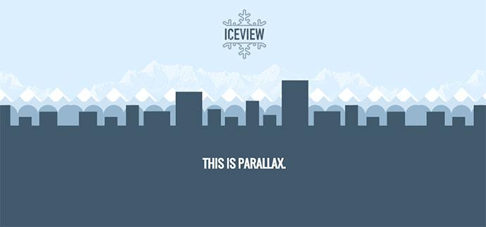 20 Cool Parallax Scrolling Tutorials & Examples – Bashooka