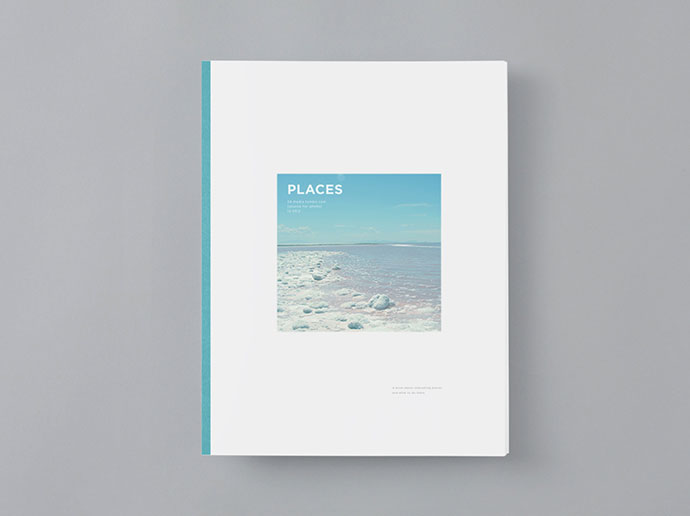 A book about nice places.