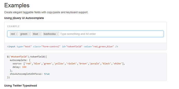 21 jQuery Plugins To Extend Bootstrap's Functionality – Bashooka
