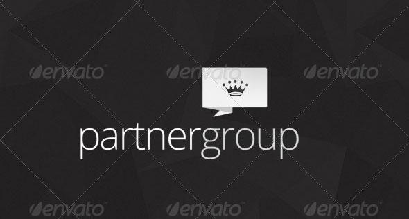 PartnerGroup Logo Template