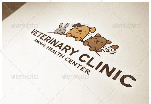 Funny Animals Logo