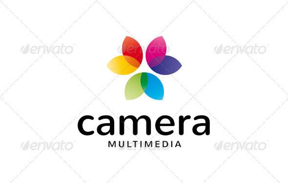 Camera Logo Template