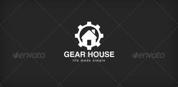 Gear House Logo