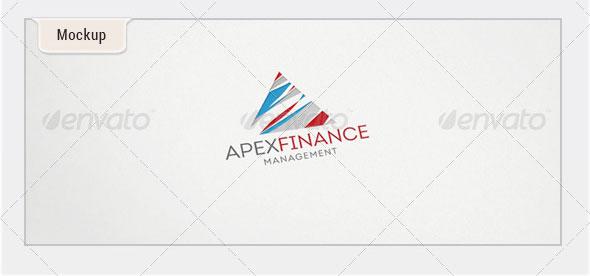 Apex Finance - Logo Template