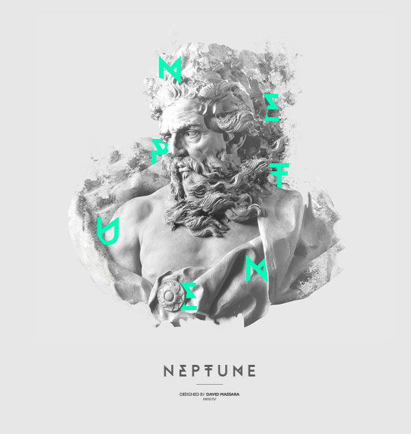 NEPTUNE | FREE Typeface