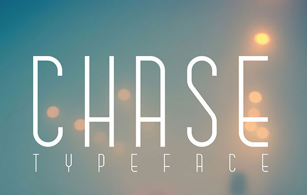 CHASE | Font