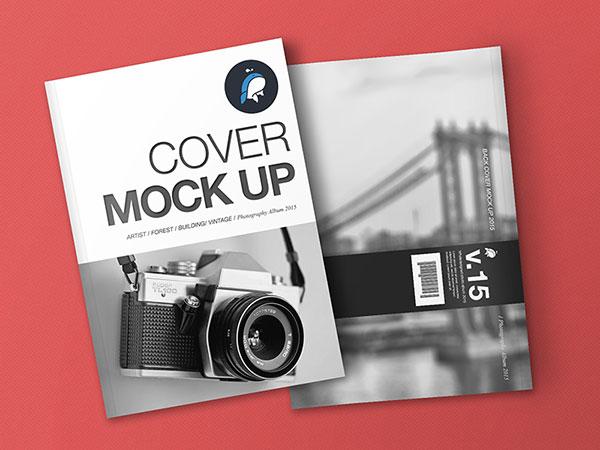 22 Free PSD Brochure Mockup Templates - Bashooka