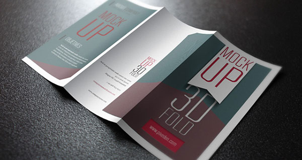 22 Free PSD Brochure Mockup Templates | Web & Graphic Design | Bashooka