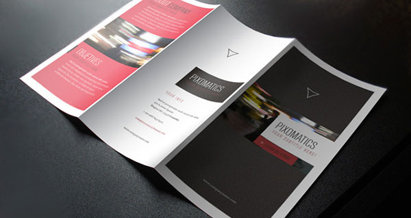 Free PSD Brochure Mockup Templates Web Graphic Design - 3d brochure template