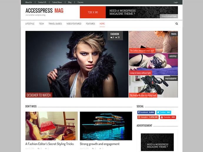 Accesspress MagAccesspress Mag