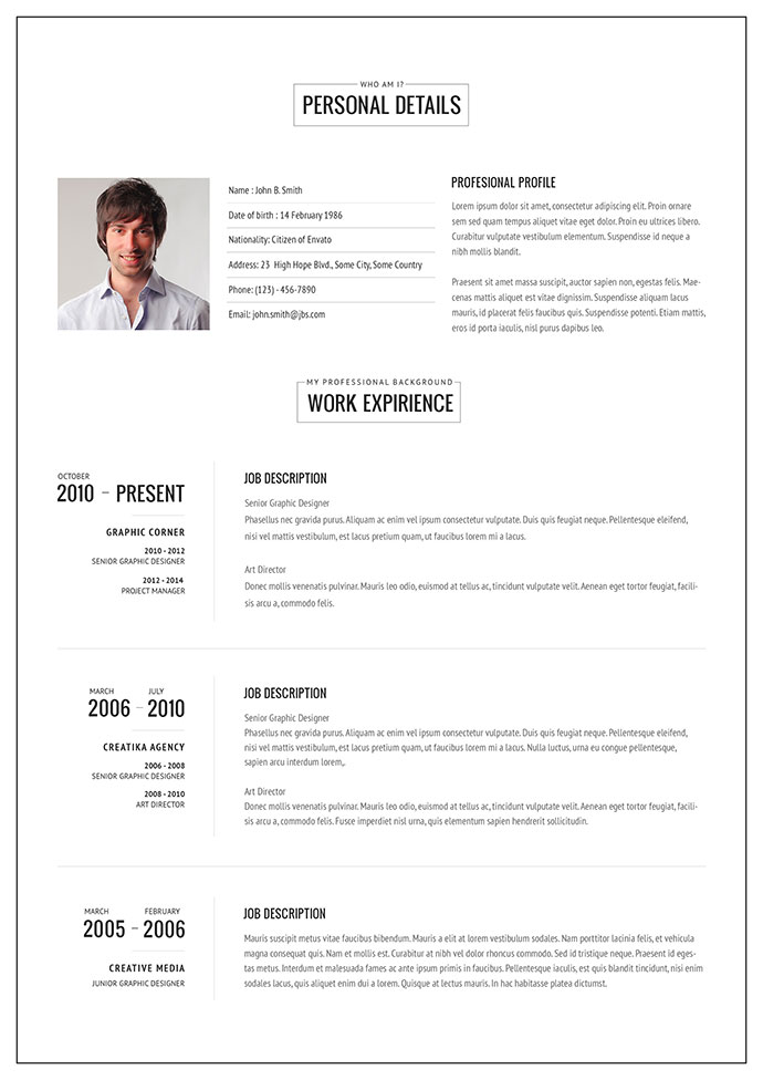 infographic resume template online free microsoft word builder download versus responsive bonuses