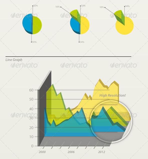 Modern Info Graphics