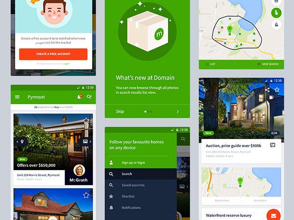 Android App -Material design update