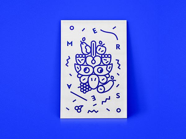 Mer/Sea Poster