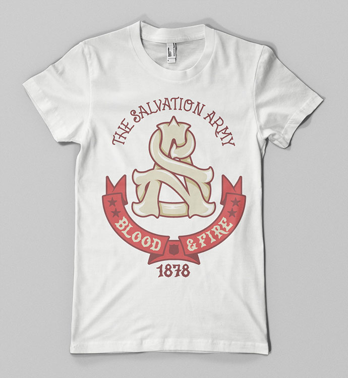 The Salvation Army Monogram