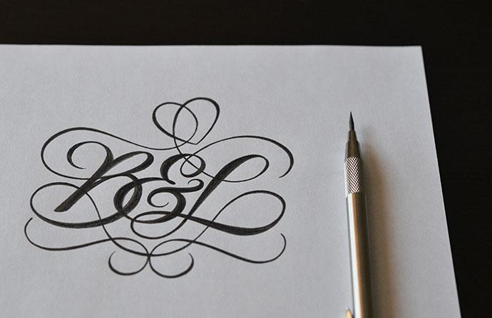 58 modern examples of monogram designs