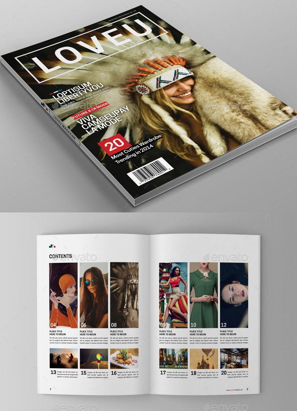 Art Fahion Magazine Vol. 1