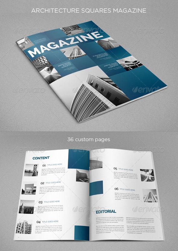 Architecture Squares Magazine