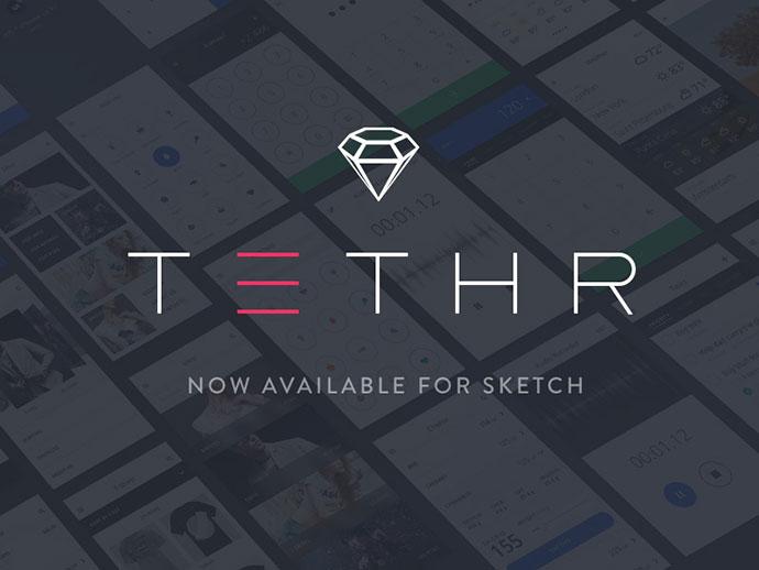 Get TETHR for Sketch