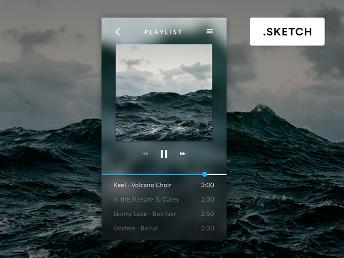 Music Player [Sketch]