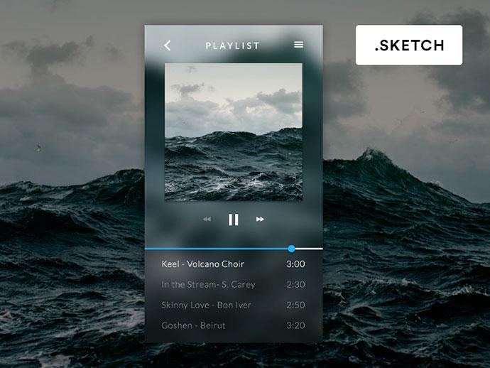 Music Player [Sketch]
