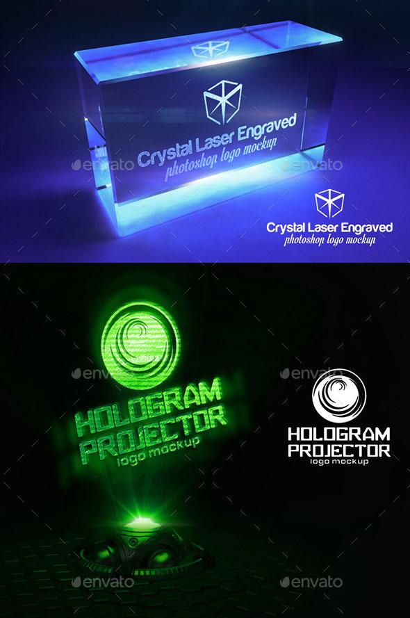 IlluminatedLogoMockups