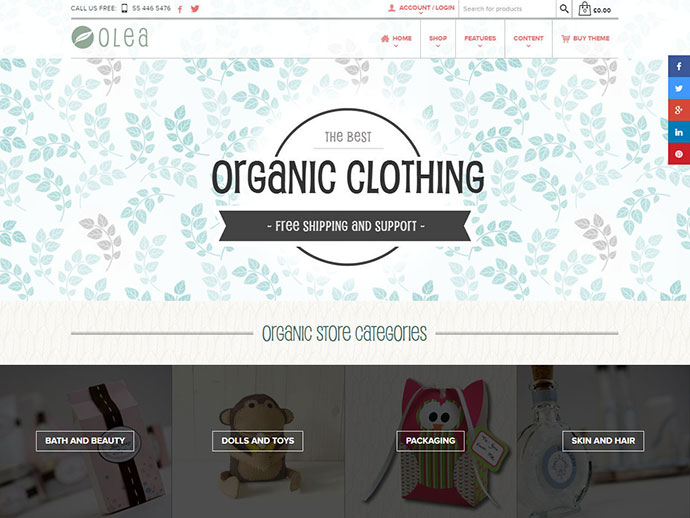 Olea - Sell handmade, creative & craft goods