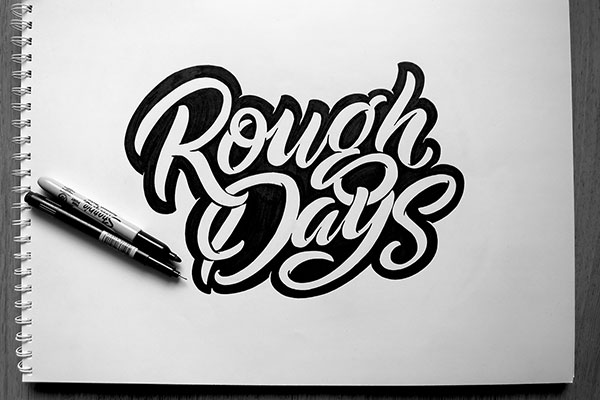 26 Inspiring Typography Sketchbooks