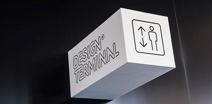 21 stunning wayfinding  u0026 signage designs