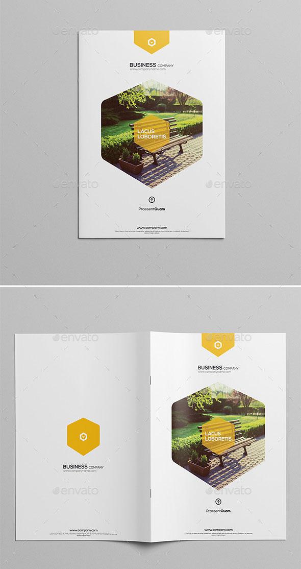 Multipurpose Corporate Brochure Template