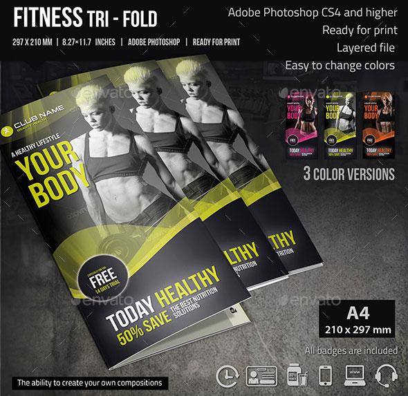 Tri-fold Fitness