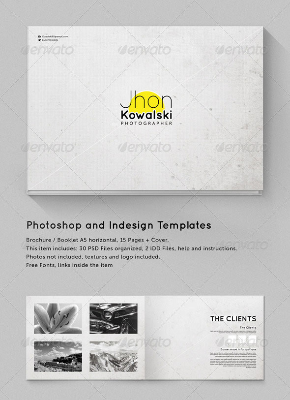 Super Awesome PSD Brochure Design Templates Web Graphic - Brochure booklet templates