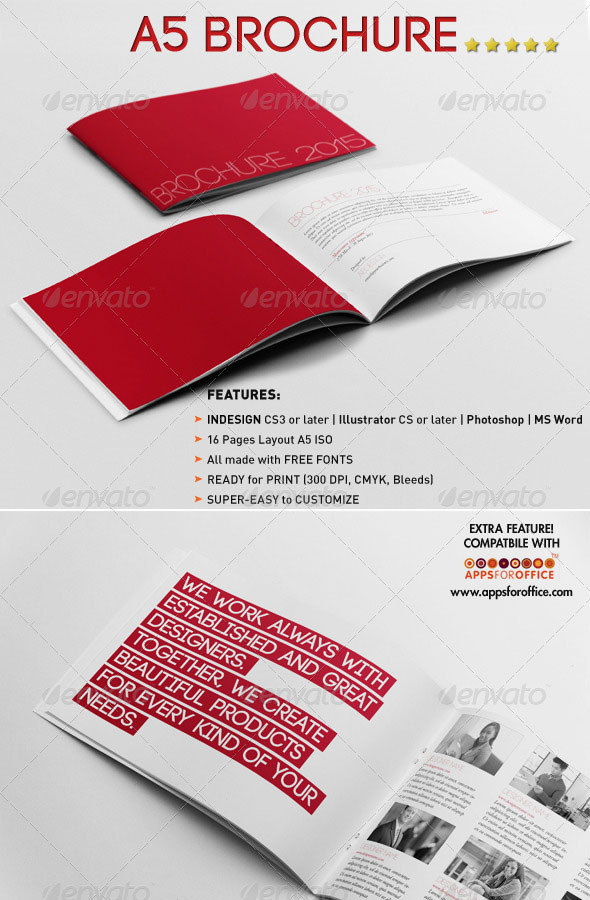 34 super awesome psd brochure design templates web for How to design a brochure in photoshop