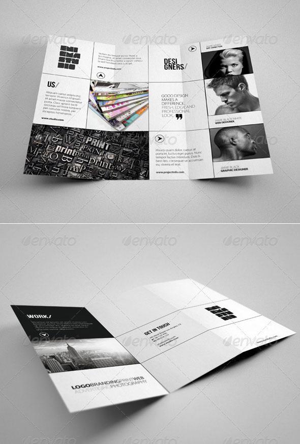 awesome tri fold brochure design - 34 super awesome psd brochure design templates web